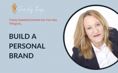 Build a Personal Brand with Tracey Sweetland